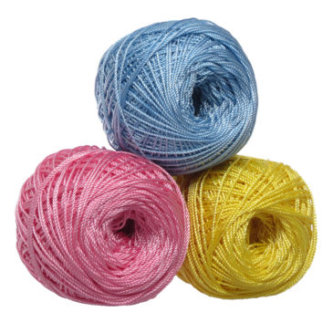 Craft Knitting yarn-knitting-nylon-PP-D18