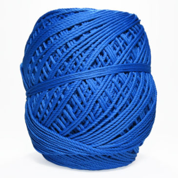 Knitted Crafts Knitting-Poly-15-Blue