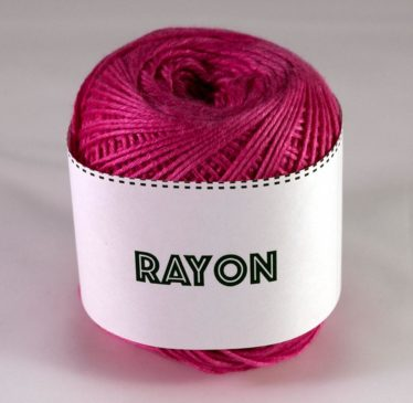 Fabric Knitting Craft-rayon-005-Pink