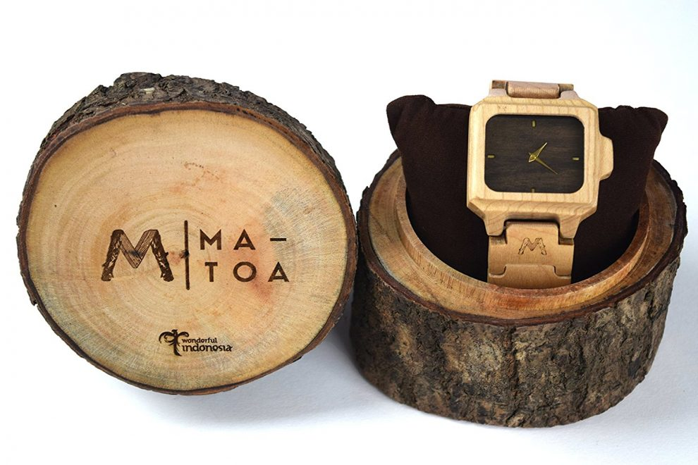 Matoa Watch Original Indonesian watches