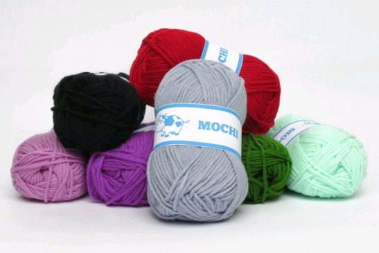 Miscellaneous yarn Knitting 6. Wool