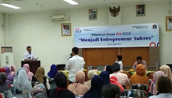 Handicraft Training Program OK OCE