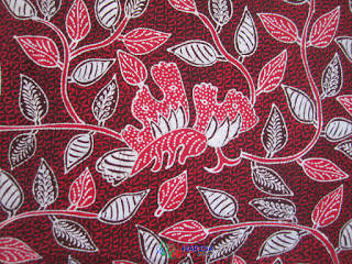 Batik Handicraft Typical East Java