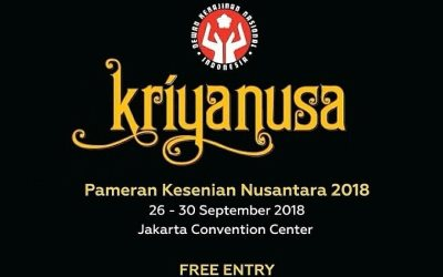 Handicraft Exhibition Nusantara Kriyanusa 2018 logo