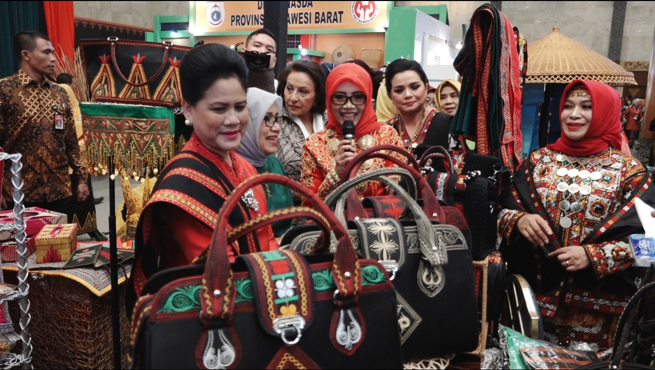 Handicraft Exhibition Nusantara Kriyanusa 2018