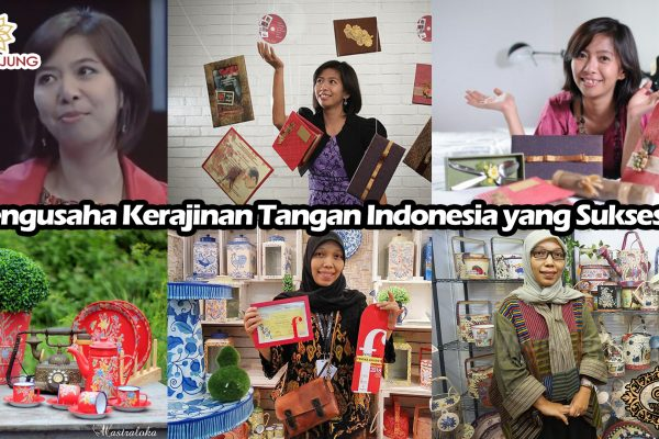 Successful Handicraft Entrepreneurs #1