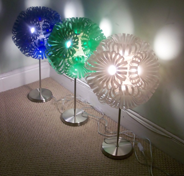 10 Creative ideas to welcome New Year-Decorative lights 5