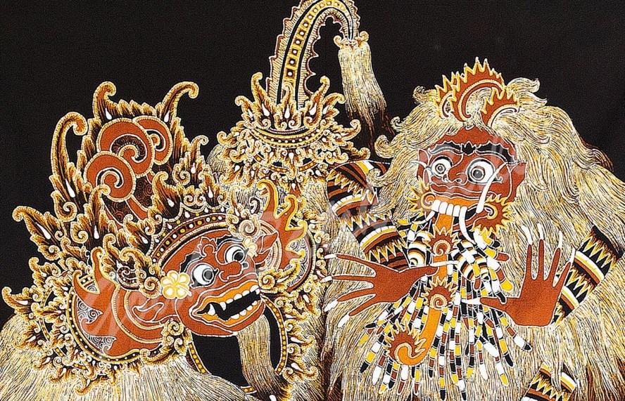 Oleh Oleh Khas Bali - Batik Bali 7