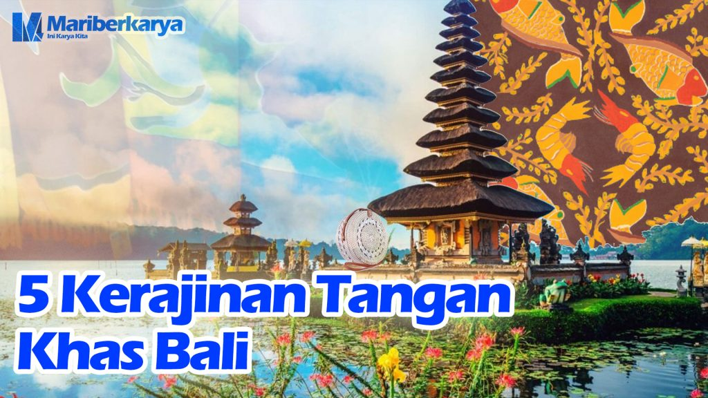 5 typical Balinese crafts thumbnails