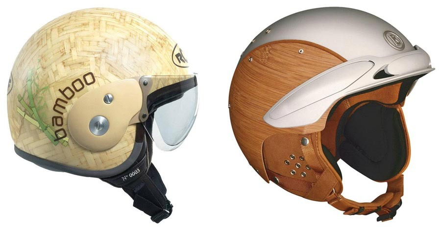 Bamboo Crafts-Helmets