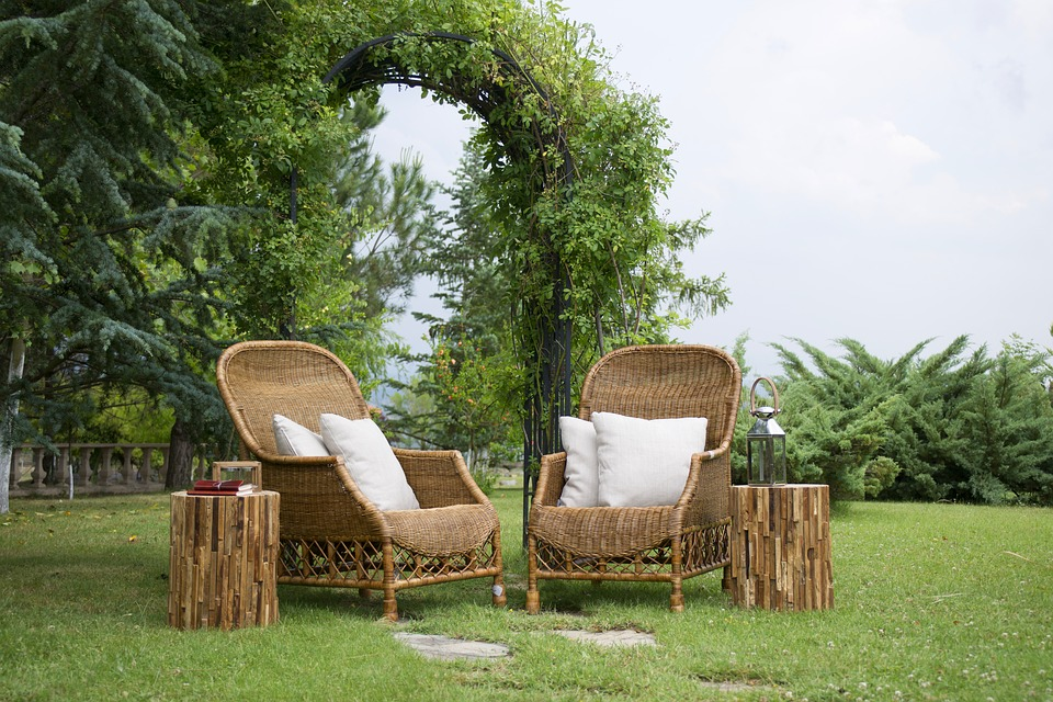 Bamboo Handicrafts-Chairs