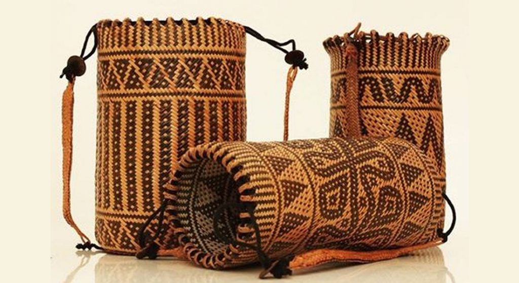 Typical Kalimantan Handicraft-Anjat
