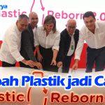 Sampah Plastik jadi Cantik dengan Plastic Reborn 2.0