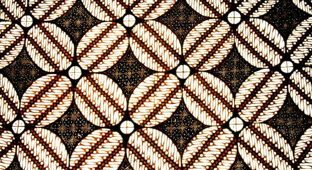 9 Yogyakarta Batik motifs that you should know-Batik Ceplok Motif