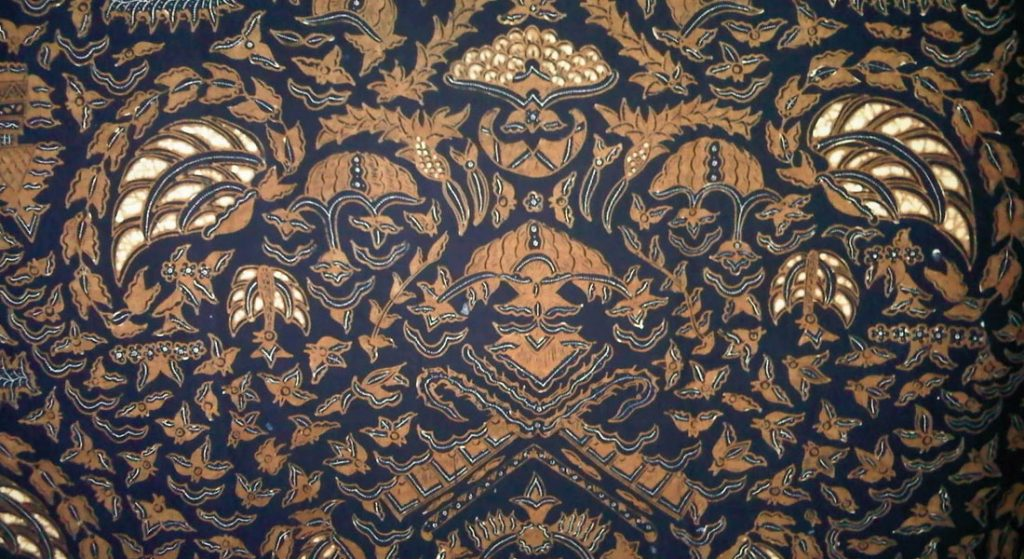 9 Yogyakarta Batik motifs that you must know-cement Batik Motif