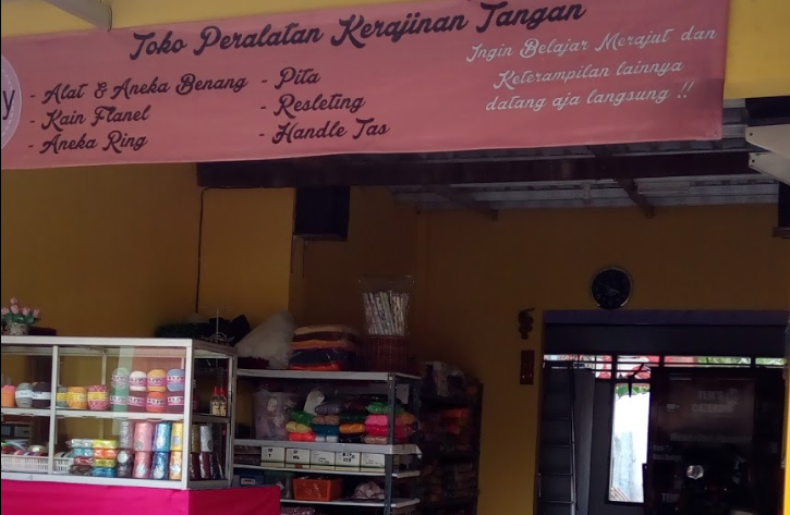 Address of yarn knitting shop in Surabaya and surrounding areas-Temmy